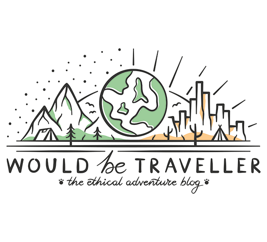 Would Be Traveller Travel Blog logo